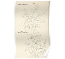 Briggs & Company Patent Transferring Papers Kate Greenaway 1886 0126 Poster