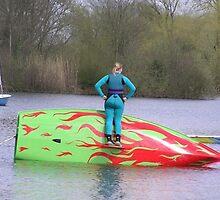 My gorgeous boat :) by Cheryl Kay-Roberts