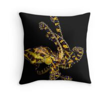 In A Twist Throw Pillow