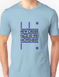 New Order, Movement T-Shirt