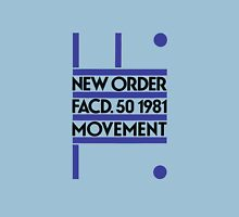 New Order, Movement Unisex T-Shirt