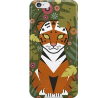 Tiger Cub iPhone Case/Skin
