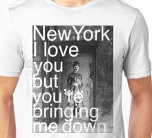 New York I love you..... Unisex T-Shirt
