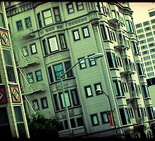 San Francisco Style by Mark Moskvitch