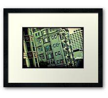 San Francisco Style Framed Print