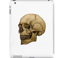 Anatomical Adult Skull iPad Case/Skin
