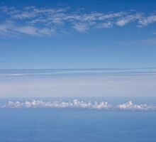 The clouds from the clouds by AllshotsImaging