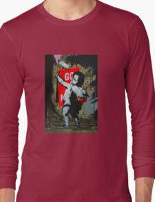 Cherub fly poster Long Sleeve T-Shirt