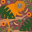 Golden Lion Tamarin  by CarlyWatts