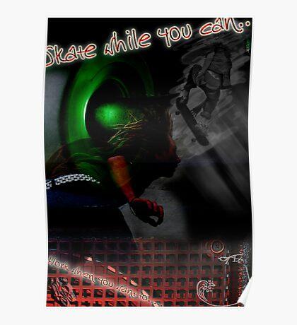 Skate Poster Poster