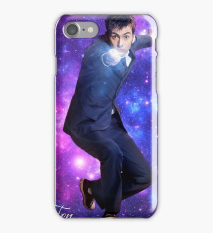 Ten In Stars iPhone Case/Skin
