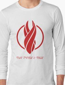 The Devil's Tail Long Sleeve T-Shirt