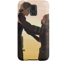Anakin and Ahsoka Samsung Galaxy Case/Skin