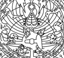 Astrolabe Sticker