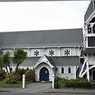 St Michael of All Angels Church, Christchurch, New Zealand by BronReid