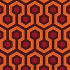 « Overlook Hotel Carpet (The Shining)  » par RetroPops
