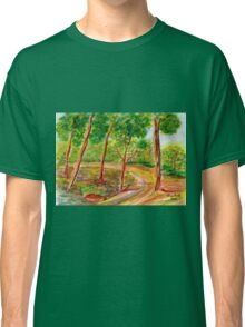The Gladness of Nature Classic T-Shirt