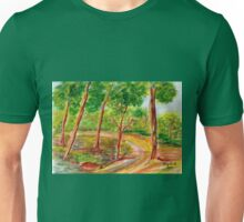 The Gladness of Nature Unisex T-Shirt