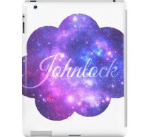 Johnlock (Starry Font) iPad Case/Skin