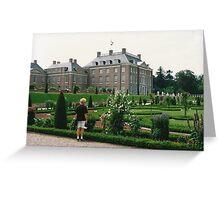 Het Loo Palace and Gardens, Apeldoorn NL Greeting Card