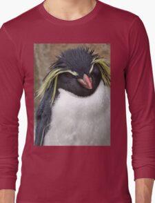 Rockhopper Penguin Long Sleeve T-Shirt