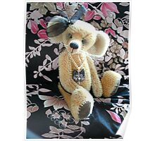 Mindy Mouse by Wee Darlin Bears Poster