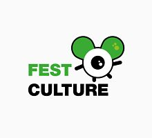 FestCulture Logo Original Green - Light Unisex T-Shirt