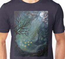 Fairytales and fireflies Unisex T-Shirt