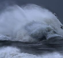 """""""Cloud Rock."""" Broad Haven South, Pembrokeshire National Park  by Mark Haynes Photography"""