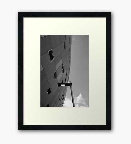 National Stadium Framed Print