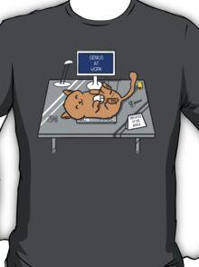 Genius at work T-Shirt