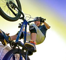 Sam in the Air by Geoff Carpenter