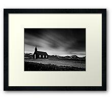 Budir Church Framed Print
