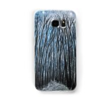 Winter woodland Samsung Galaxy Case/Skin