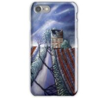 Twilight Furrows on Keld Spring Lane iPhone Case/Skin