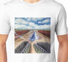 Autumn Samphire at Holkham Beach Unisex T-Shirt
