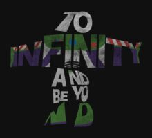 To infinity and beyond Kids Tee