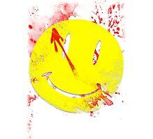 Pop Grunge: Watchmen Photographic Print