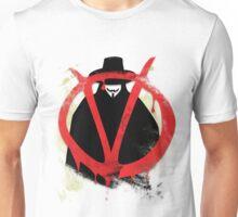 Pop Grunge: V Unisex T-Shirt