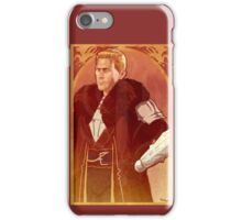 Cullen Rutherford Tarot iPhone Case/Skin
