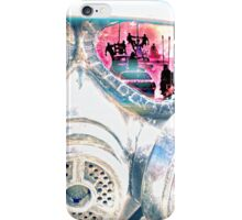 Wasteland Warrior iPhone Case/Skin