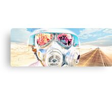 Wasteland Warrior Canvas Print