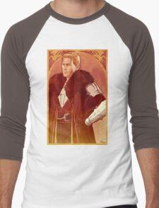 Cullen Rutherford Tarot Men's Baseball ¾ T-Shirt