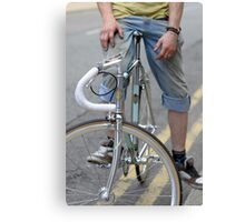 Single Speed Canvas Print