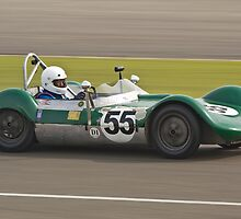 Elva MK5 Sports by Willie Jackson