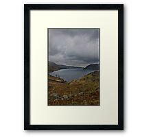 Haweswater, Cumbria, Lake District, UK. Framed Print