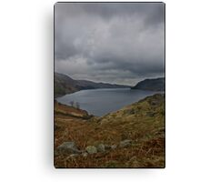 Haweswater, Cumbria, Lake District, UK. Canvas Print