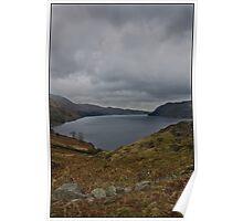 Haweswater, Cumbria, Lake District, UK. Poster