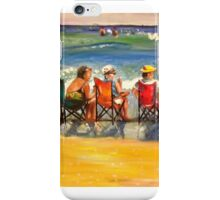 Beach Hangout iPhone Case/Skin