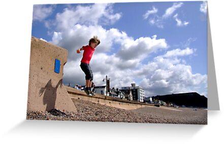 Jump by Samantha Higgs